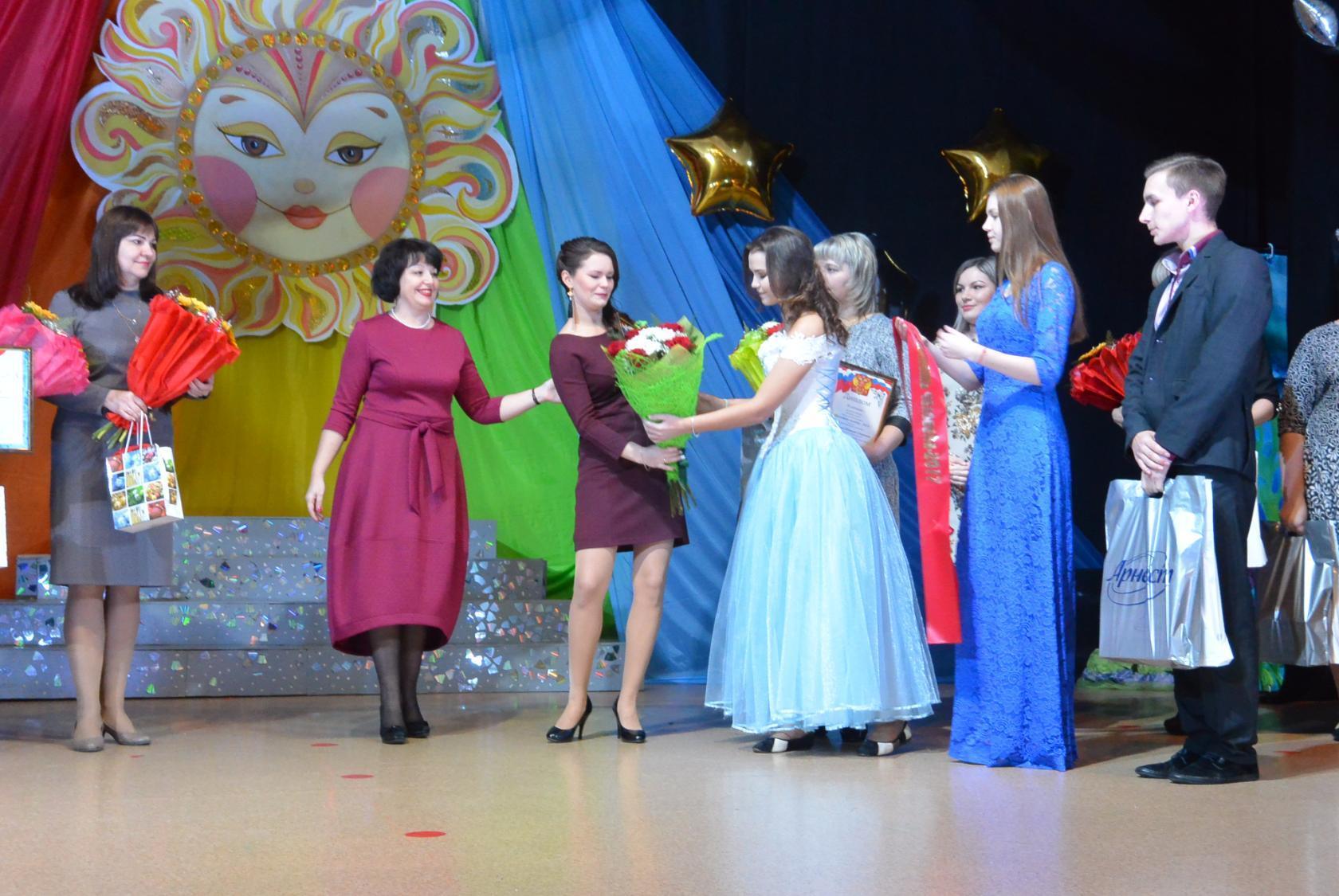 Всероссийский конкурс воспитатели россии 2017